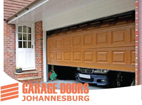 Automated Garage Doors Johannesburg Installation Service