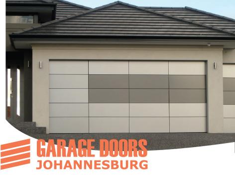 Aluminium Garage Doors in Johannesburg