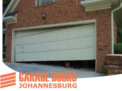 Garage Door Repairs Johannesburg